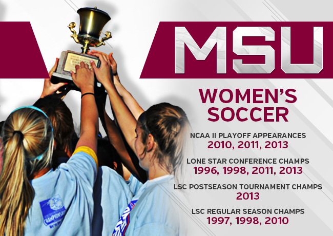 WE ARE MSU -- WOMEN'S SOCCER