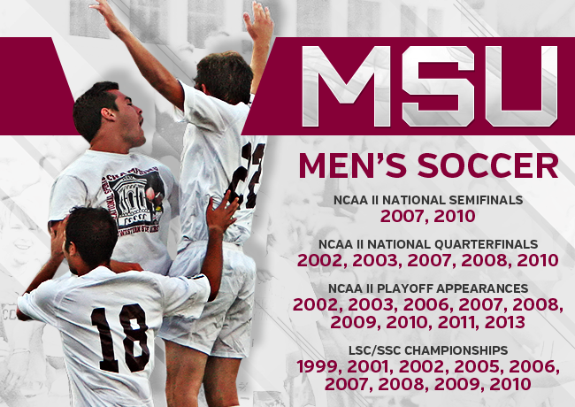 We Are MSU -- Men's Soccer
