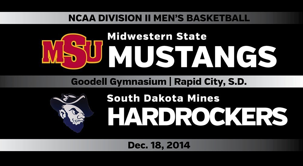 GAME DAY: Midwestern State vs. South Dakota Mines (Dec. 18, 2014)