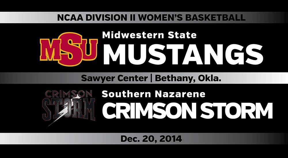 GAME DAY: Midwestern State vs. Southern Nazarene (Dec. 20, 2014)