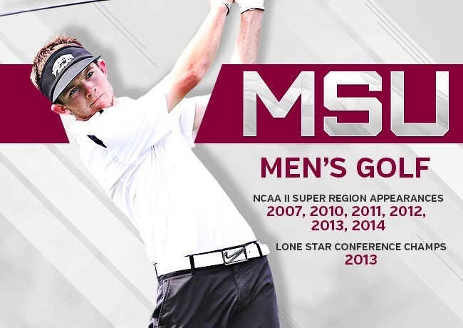 We are MSU -- Men's Golf
