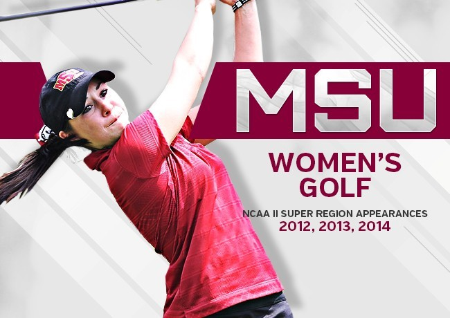 We are MSU -- Women's Golf