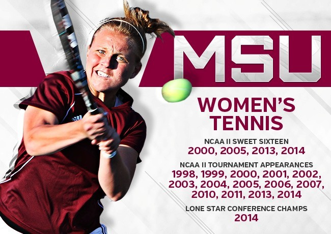 We are MSU -- Women's Tennis