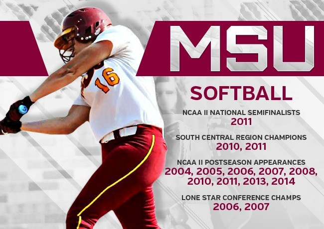 We are MSU -- Softball