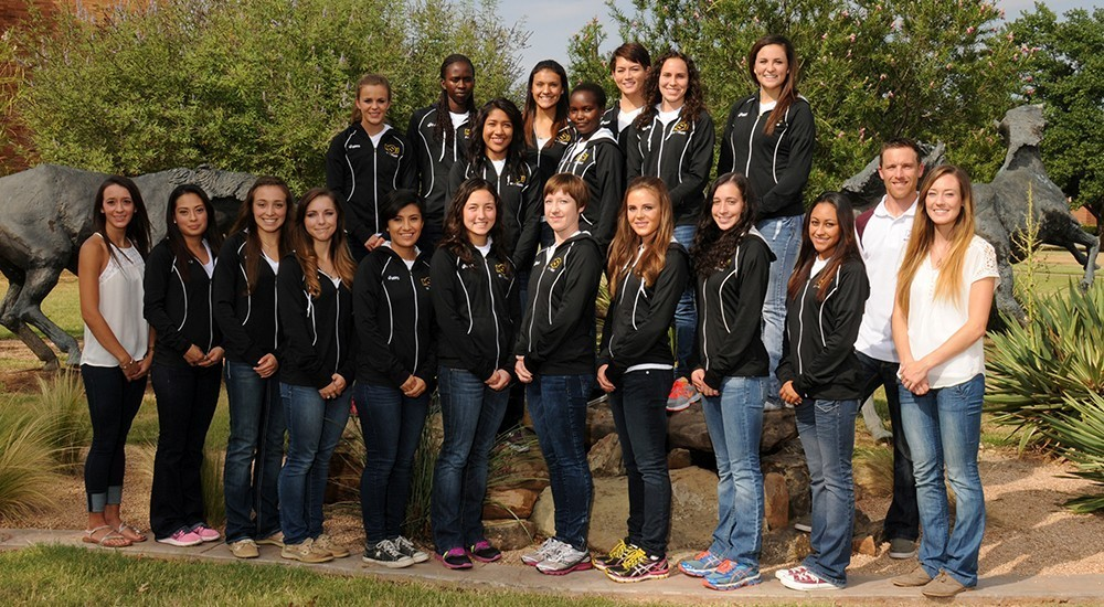 2014 Midwestern State Cross Country