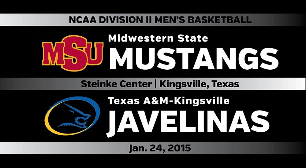 GAME DAY: Midwestern State vs. Texas A&M-Kingsville (Jan. 22, 2015)