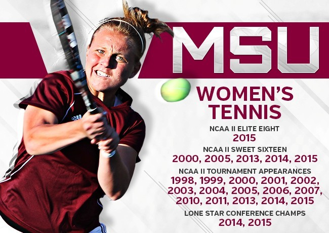 WE ARE MSU -- Women's Tennis (May 15, 2015)