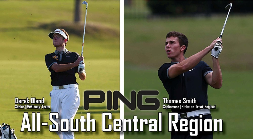 2015 PING All-South Central Region