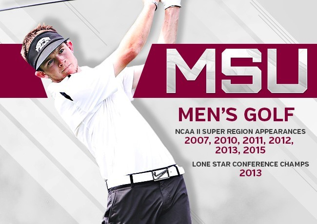 WE ARE MSU -- Men's Golf (May 8, 2015)