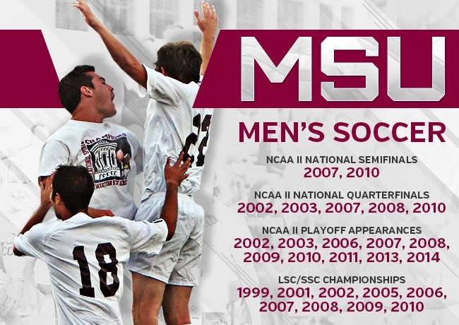 WE ARE MSU -- Men's Soccer (May 8, 2015)
