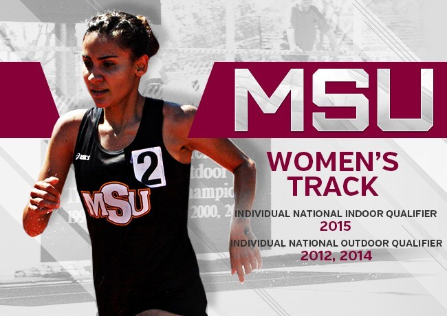 WE ARE MSU -- Track (May 8, 2015)