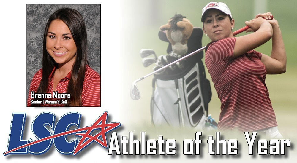 2015 LSC Athlete of the Year -- Brenna Moore