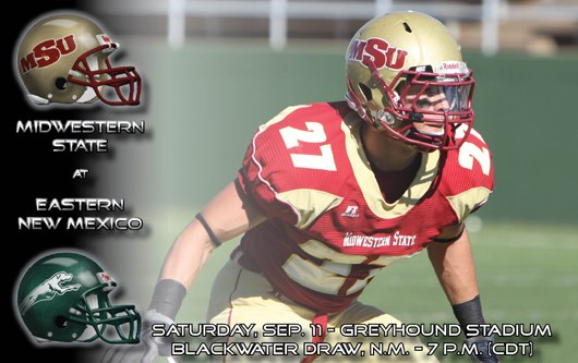 Game Day 13 Midwestern State At Eastern New Mexico The Official