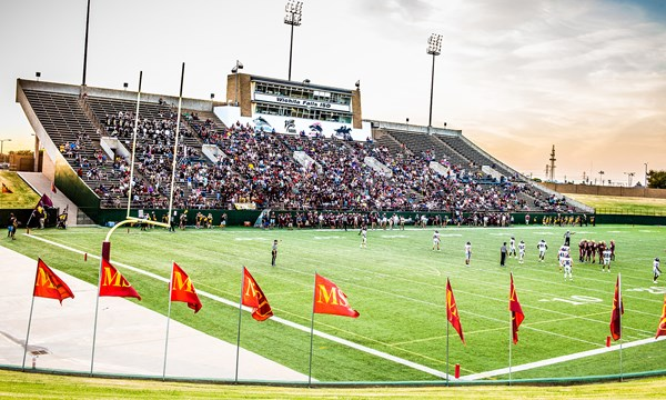 Memorial Stadium Facilities Midwestern State University