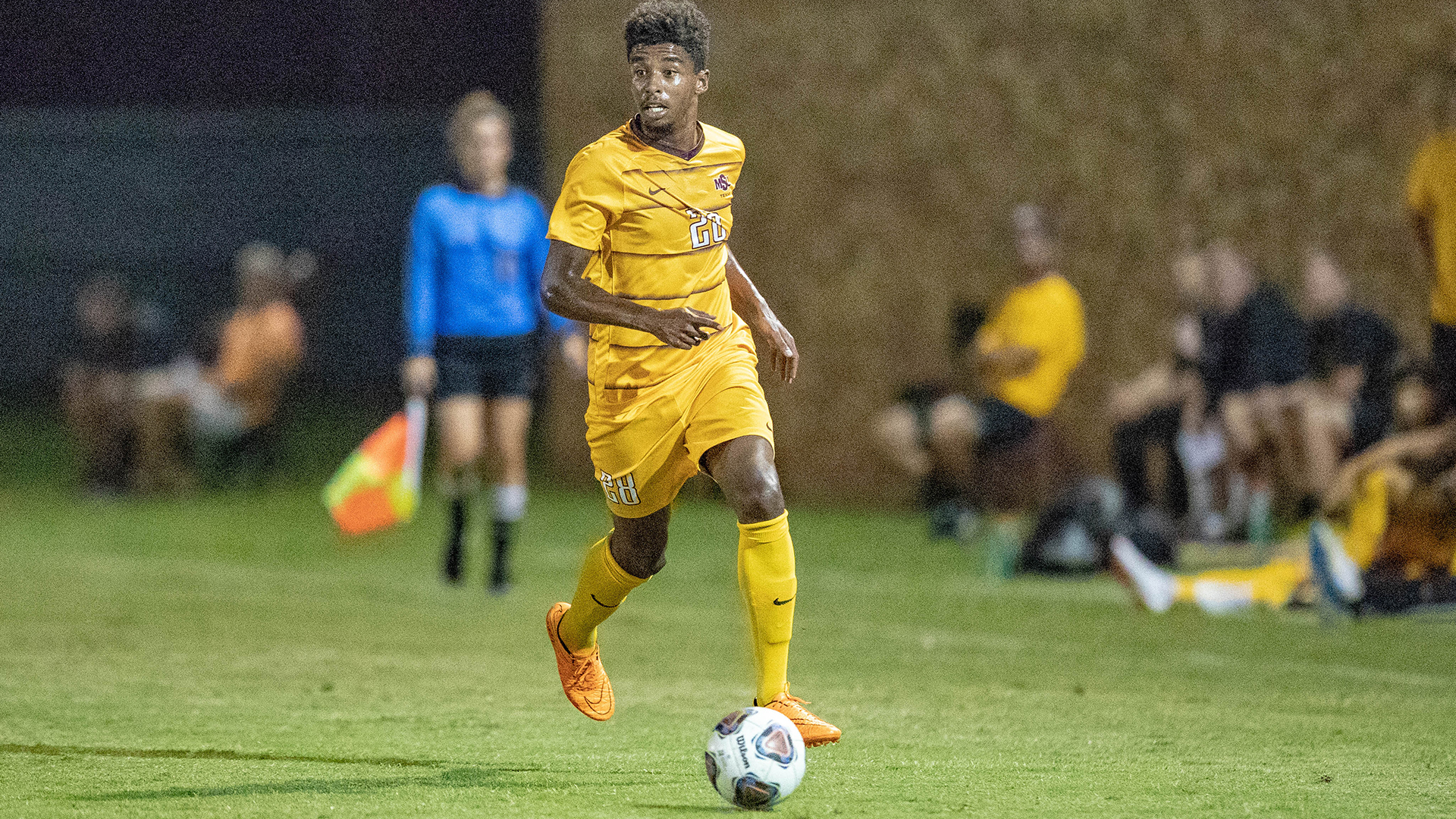 Two-goal night for Leme highlights 3-1 win for - MSU Athletics